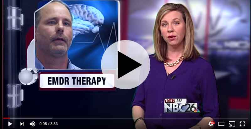 Therapy Uses Eye Movements to Overcome Trauma, Anxiety, Phobias